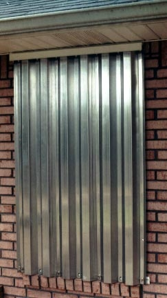 Commercial Shutters in Woodland, TX