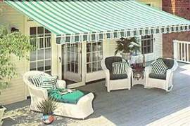 SunAir Retractable Deck and Patio Awnings